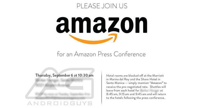 Amazon Press Conference 720w