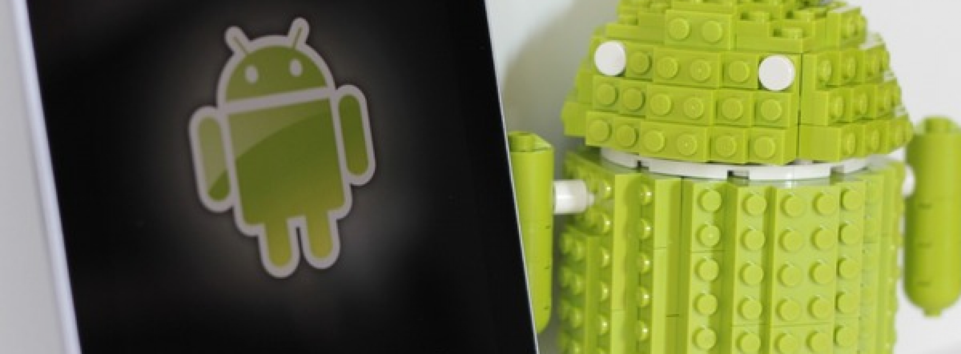 This Android Lego project needs your support