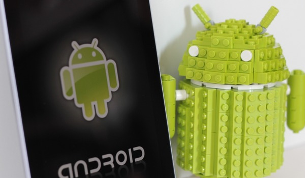 Android Lego Project Feature