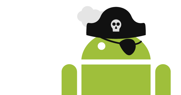 Android Pirate 720w