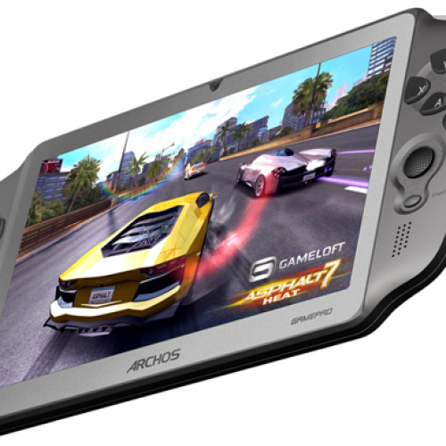 Archos debuts 7-inch Android-powered GamePad