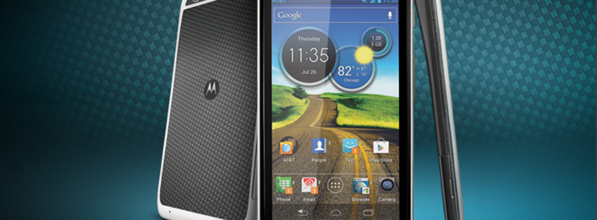 AT&T announces Android 4.1 Jelly Bean for Motorola Atrix HD