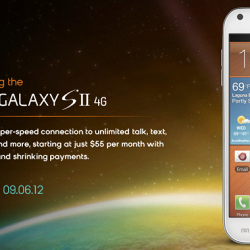 Boost adds Samsung Galaxy S II 4G, Galaxy Rush to lineup