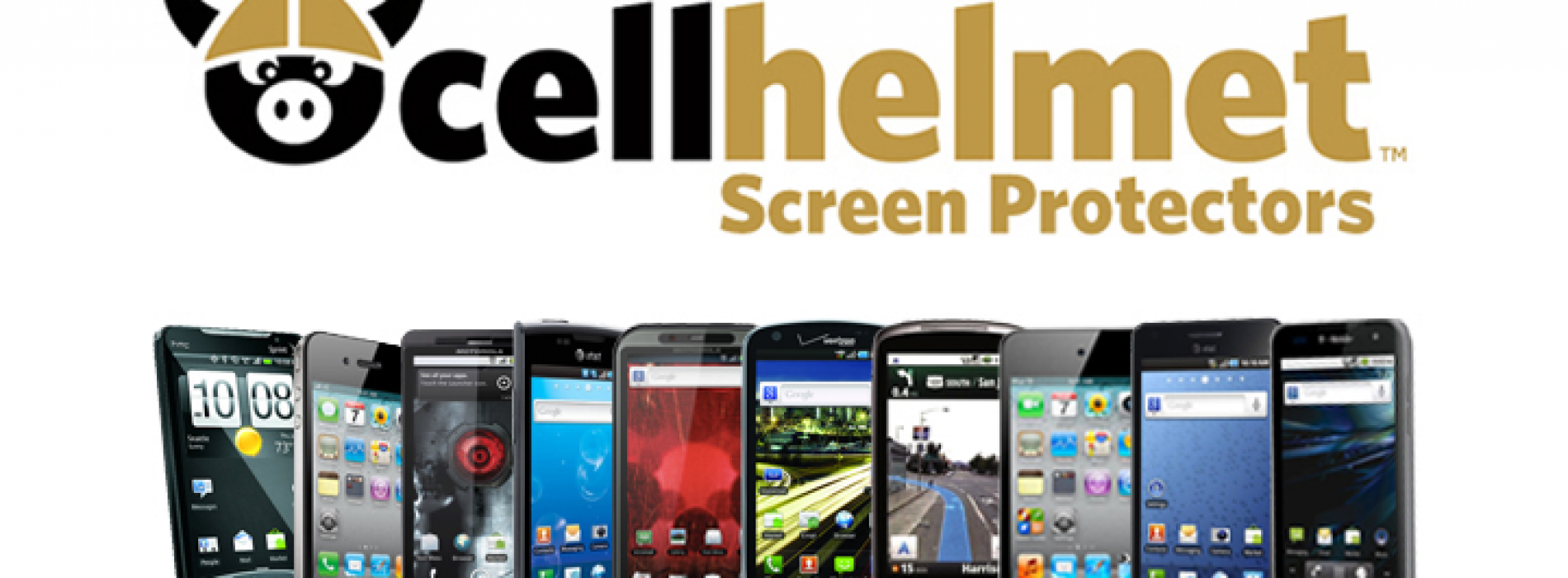 Get guaranteed screen protection from Cellhelmet
