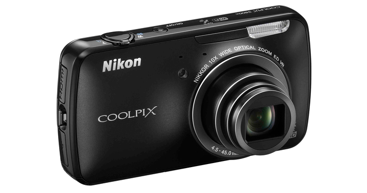 Coolpix S800c 720w