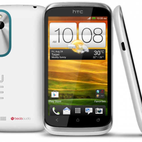 HTC announces mid-range Desire X