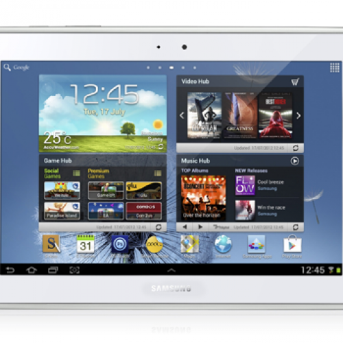Samsung announces redesigned Galaxy Note 10.1