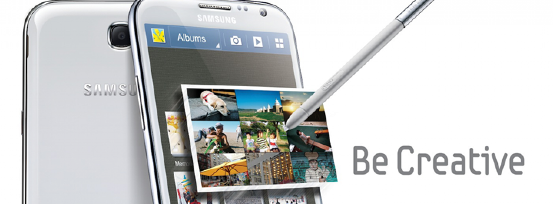 Samsung Galaxy Note II Gallery
