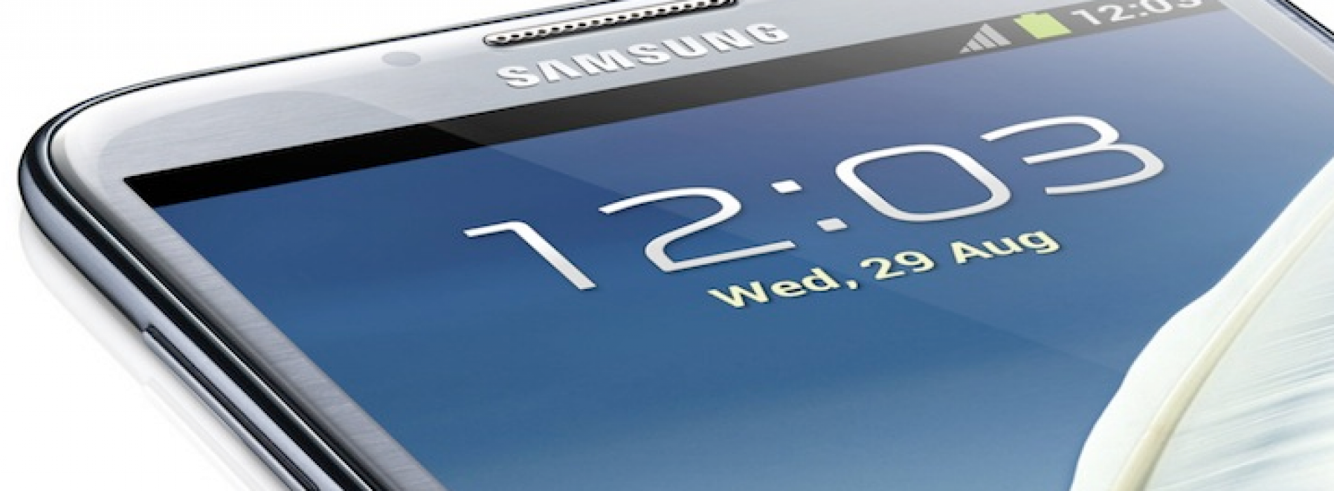Samsung Galaxy Note II officially debuts