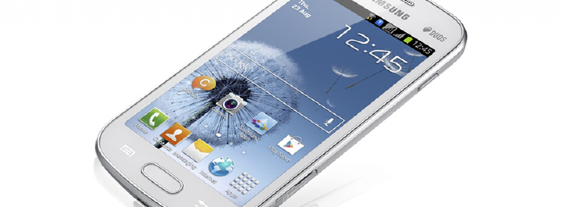Samsung debuts dual-SIM GALAXY S DUOS for Europe and other markets