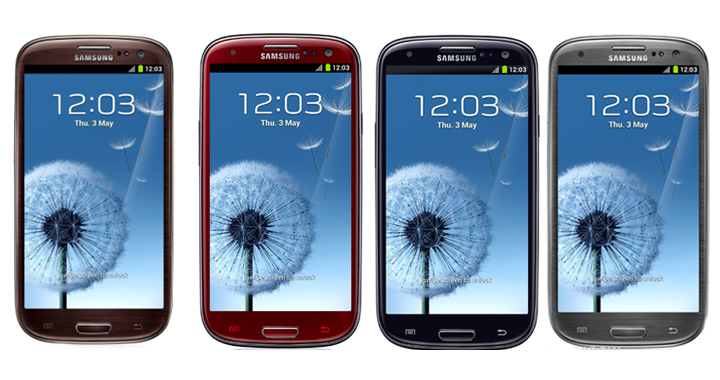 Galaxy S Iii Four Color 720w