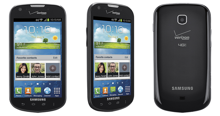 Galaxy Stellar 4g 720w