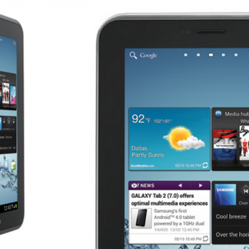 Verizon adds $350 Galaxy Tab 2 (7-inch) to tablet roster