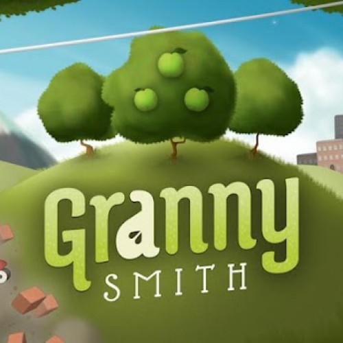 Crash through buildings and zip line with a cane in Granny Smith [App of the Day]