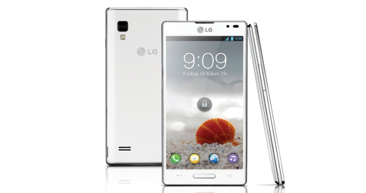 LG Marks 10 Million Sale Milestone for Optimus L Series