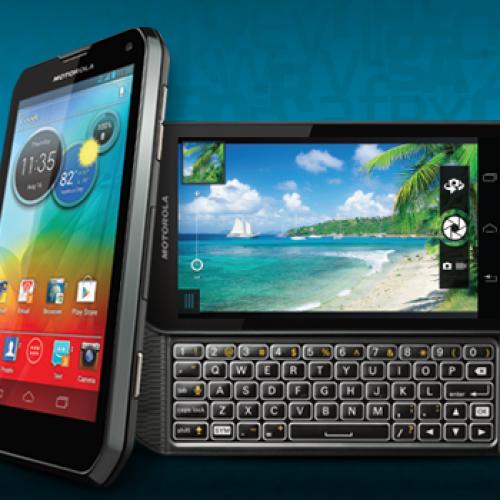 Sprint prices Motorola Photon Q at $199, arrives August 19