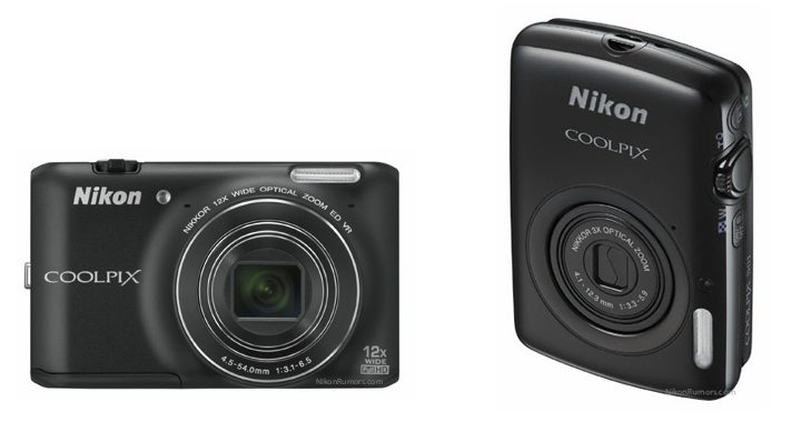 Nikon Coolpix 720w