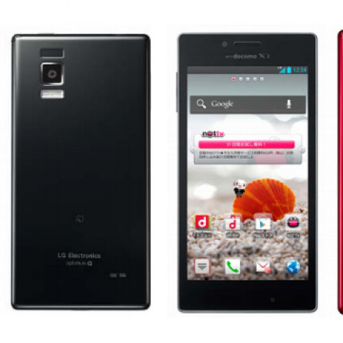 LG announces a quad-core LTE beast with Optimus G