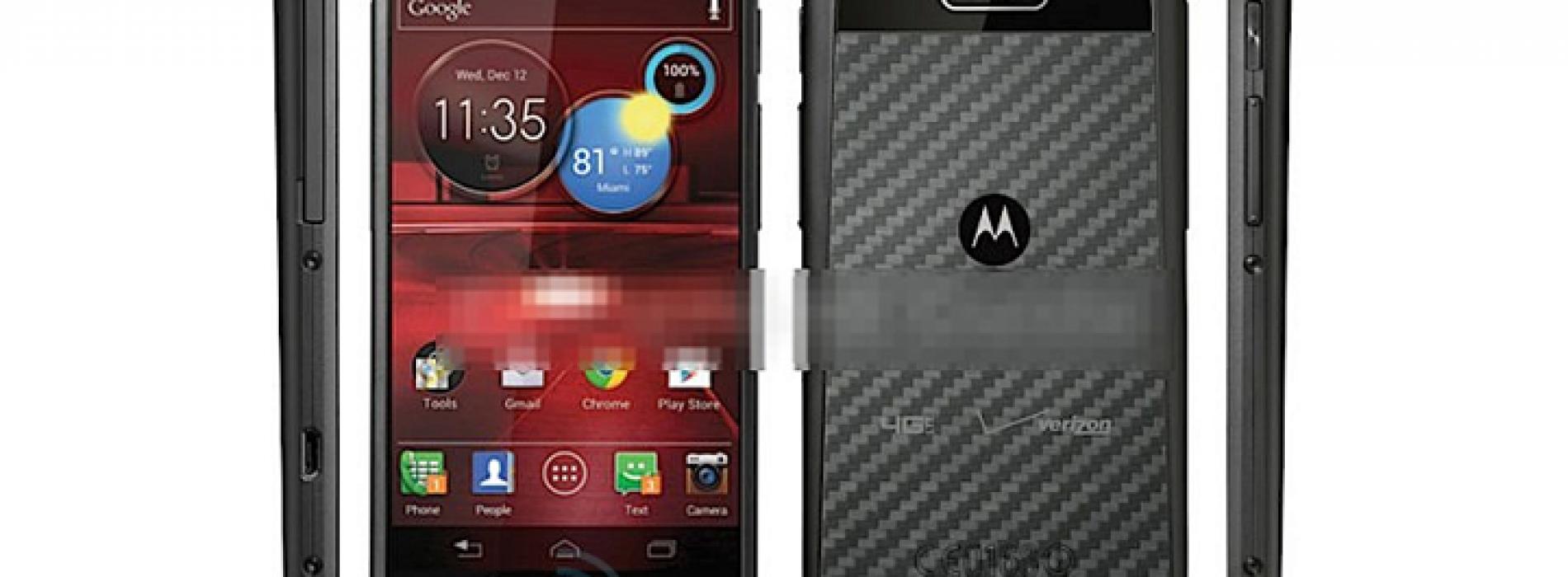 Verizon and Motorola to announce Droid RAZR M 4G LTE