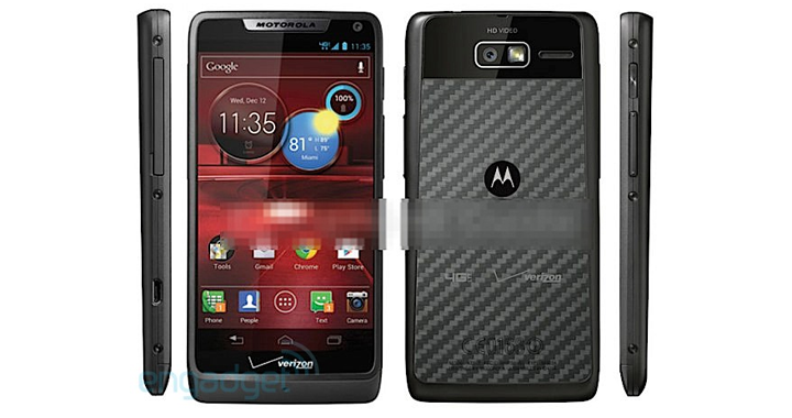 Razr M 4g Lte