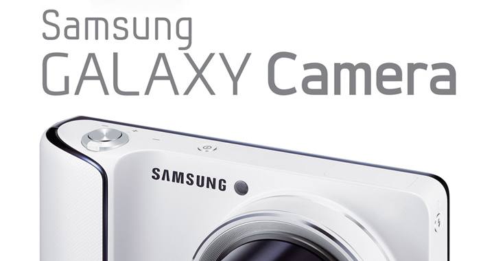 Samsung Galaxy Camera 720w