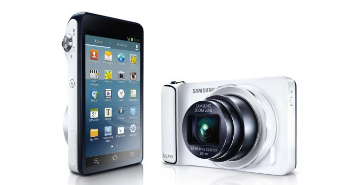 Samsung Galaxy Camera Official 720w