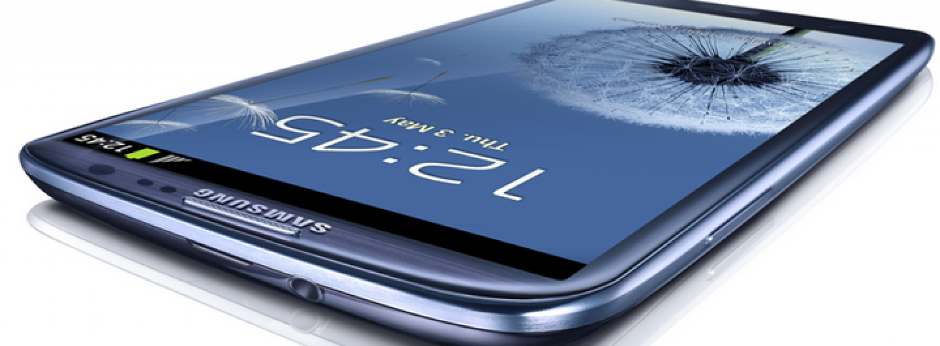 Android 4.1 found running on Galaxy S III