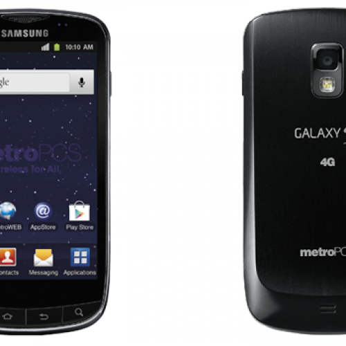 MetroPCS announces Galaxy S Lightray 4G