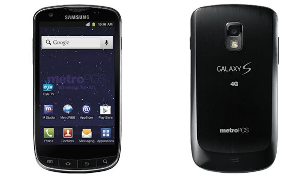 Samsung Galaxy S Light Ray 4G