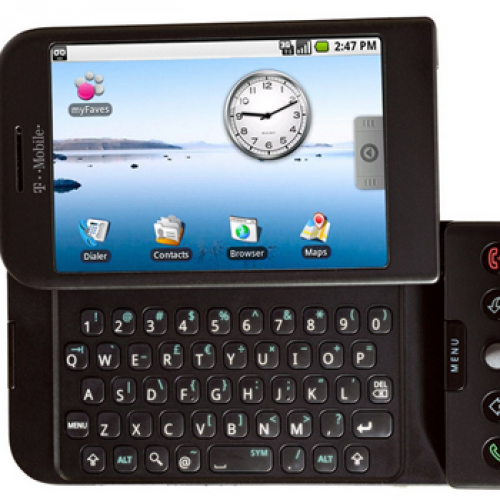 Happy 5th Anniversary to the T-Mobile G1