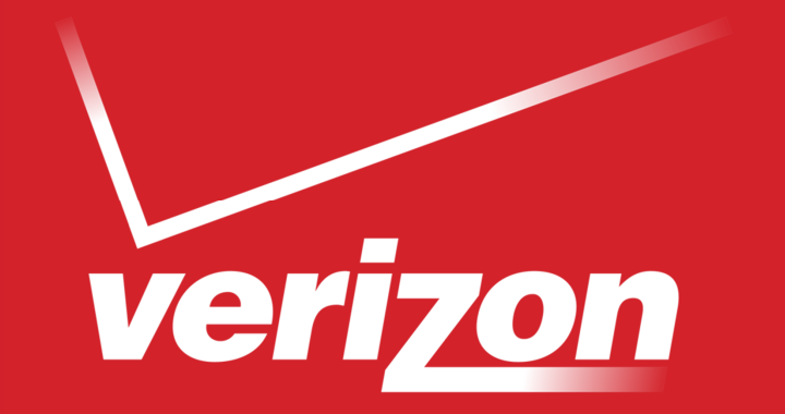 Verizon Logo B720w