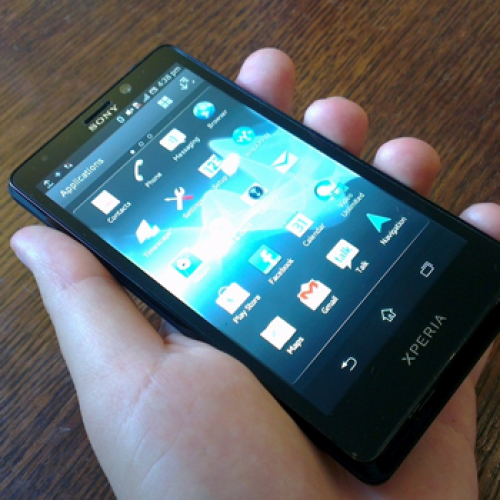 Wanna see three dozen shots of the unannounced Sony Xperia T (Mint)?