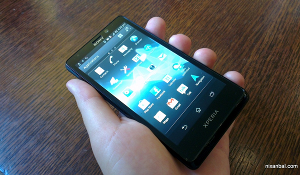 Xperia T Wild Feature