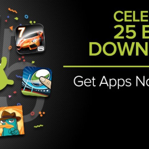 Day two of Google's 25¢ apps now live