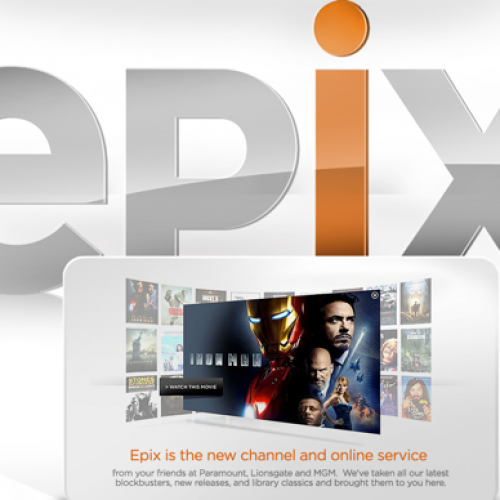 Amazon partners with Epix