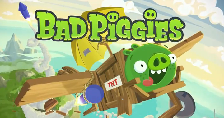 Download Game Bad Piggies For PC