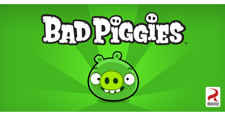 Bad Piggies 720w