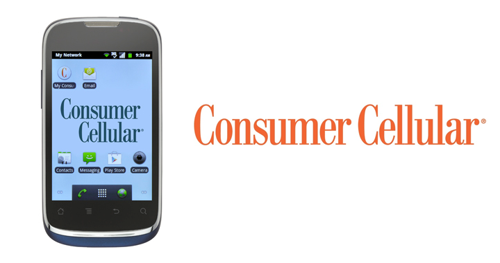 Consumer Cellular Huawei 8652 720w