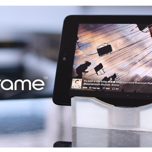 Cloud.tv's Dayframe rethinks docking apps for Android