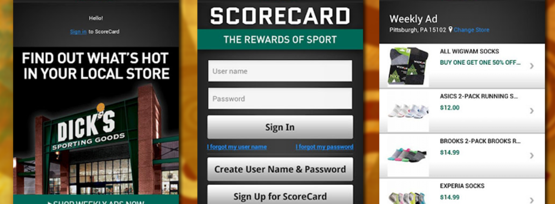 Dick's Sporting Goods debuts official Android app