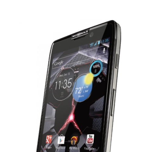Motorola Droid Razr HD Gallery