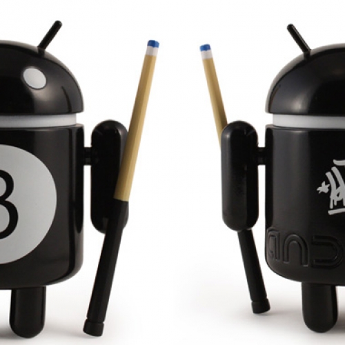 Dyzplastic previews Series 3 of Android collectibles
