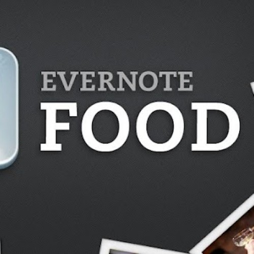 Evernote Food updated with new camera, image features