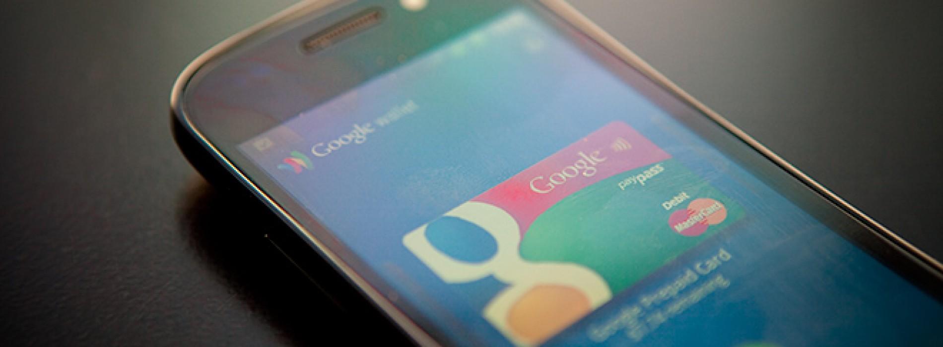 Google brings Google Wallet to mobile websites