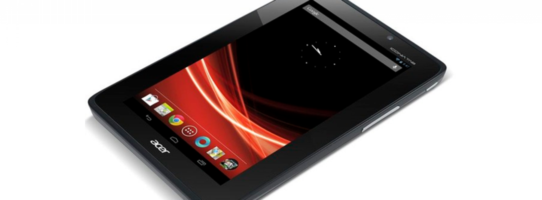 Acer introduces 7-inch Iconia Tab A110