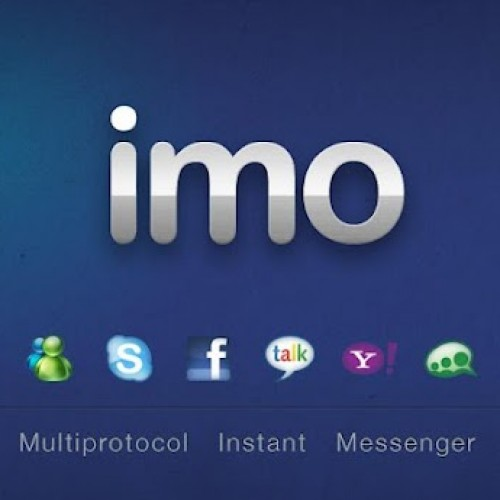Multi-client chat app imo adds NFC support, enhanced location sharing