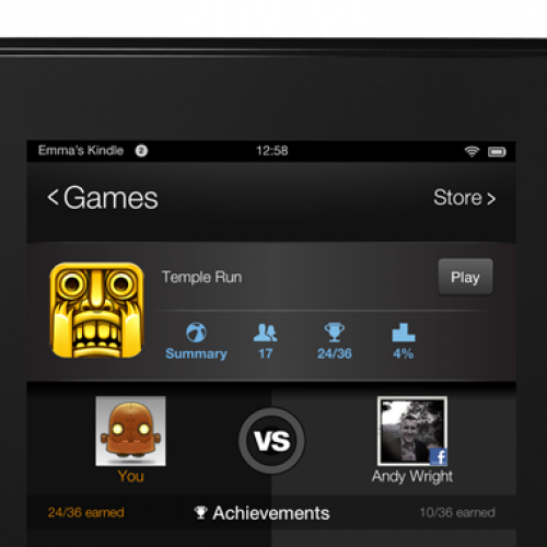 Amazon offering GameCircle APIs to Android developers