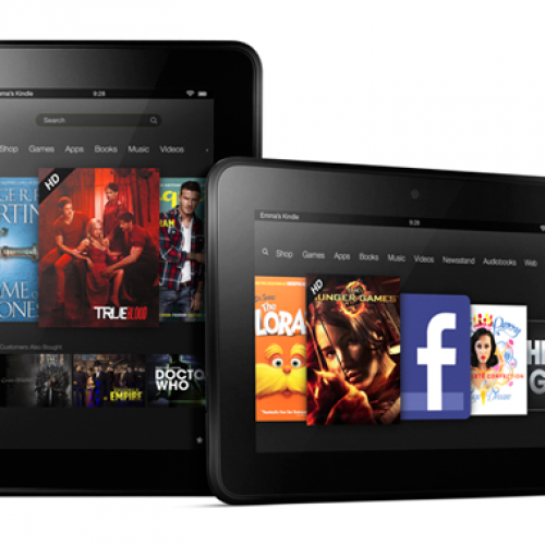Amazon enables developers to target devices in Kindle Fire family