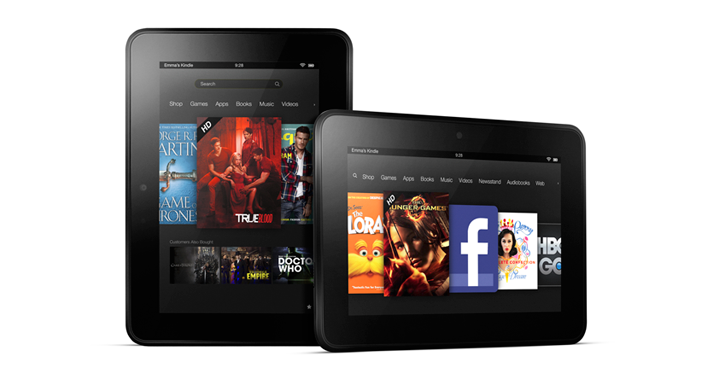 Kindle Fire Hd7 720w