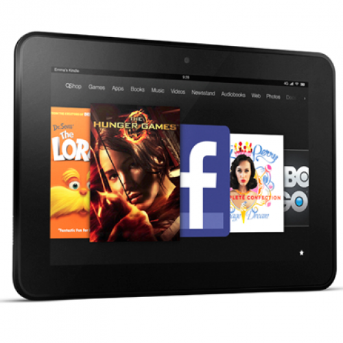 Kindle Fire HD Gallery